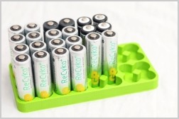 Customizable Battery Tray